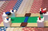 Clash Royale barbare bol Arena Lego