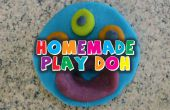 Comment faire Play Doh