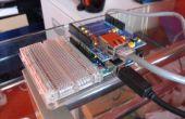 Arduino Flash streamer jeu