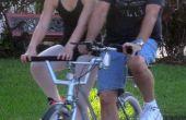 Vélos côte à côte