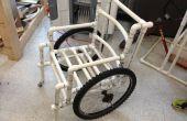 PVC en fauteuil roulant, (1po Pipe)