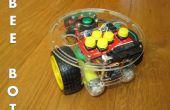 Arduino & MPU-6050 IMU contrôlée Bee Bot / Big Trak clone