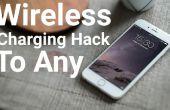 Chargement sans fil magnétique Hack à n'importe quel Smartphone gratuitement!!!