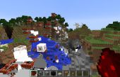 Minecraft Creative Mode ultime TNT Cannon