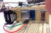 Wearable coeur battre capteur ESP8266 + Pulse