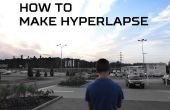 Comment faire hyperlapse