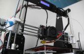 Construction d'une imprimante 3d pas cher