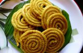Murukku : Les rebondissements savoureux et croquants fabriqués à partir de farine de riz