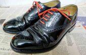 Qui poli aspect – le guide d'entretien de chaussure