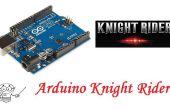 Arduino Knight Rider a conduit