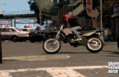 Comment prévient-on vols volent votre moto pour moins d'US$ 2