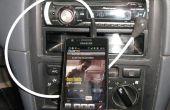 Commandes multimédia Inline pour Mobile pour voiture Audio
