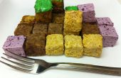 Minecraft Brunch Cubes
