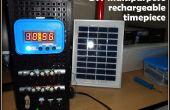 ClockBlock DIY (une pièce d'horlogerie rechargeable multifonction)