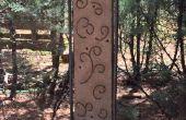 Casted Hypertufa jardin Art