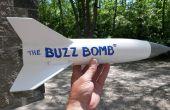 La fusée de funérailles Buzz Bomb