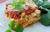 Fromage ail Crock Pot lasagne