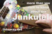 Faire un ukulélé de vieux disques compacts (CD)