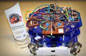 Le Robot 4Omni CHAMPION de Soccer roue !