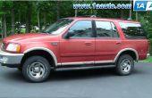 Comment faire pour supprimer un lève-vitre sur une 1997-2003 Ford Expedition, Ford F-150 et Lincoln Navigator