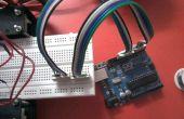 Arduino - branchement de la maquette