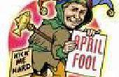Poisson d'avril - Prank liste