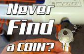 Comment débloquer un panier d'achat sans une pièce de monnaie