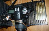 Télécommande déclencheur de caméra, filaire
