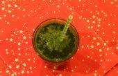 Noël vert Smoothy