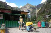 Sacoches de vélo facile dans un pays en développement