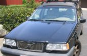 Fixer un réflecteur loose phares sur une Volvo 850