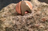 Goupille de Star Trek ! un Nickel et un tuyau en cuivre