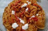 Spaghetti facile