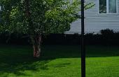 Comment installer un lampadaire dans votre cour