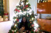 Sapin de Noël de tipi