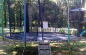 Arroseur de trampoline