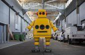 Robot instructable haut-parleur au quai 9