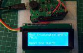 Guide d'installation rapide pour Arduino LCD 2004 avec PCF8574