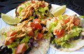 Tacos piquante Skirt Steak sauce Sriracha Herb