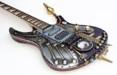 STEAMPUNK GUITAR (1 9)