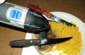 Outil couteau à découper Steak d'oscillation