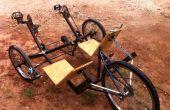 Trike Recumbent sociable