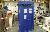 Étagère de TARDIS avec sons et lumières