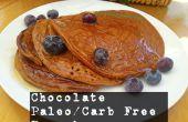 Crêpes de courge Sweet ~ Paleo facile (sans farine)