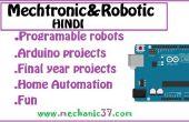 Mécatroniques & robotisé en hindi