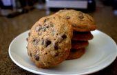 Dorer les biscuits aux brisures de chocolat sel mer beurre