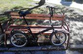 Restaurer un vieux vélo « Balkan »