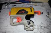 Nerf N-strike réflexe mod avec valve XRV