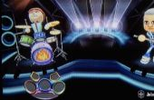 Guitar Hero World Tour cymbale Difficulté