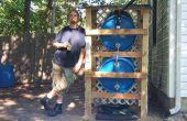 Comment construire un collecteur d'eau de pluie